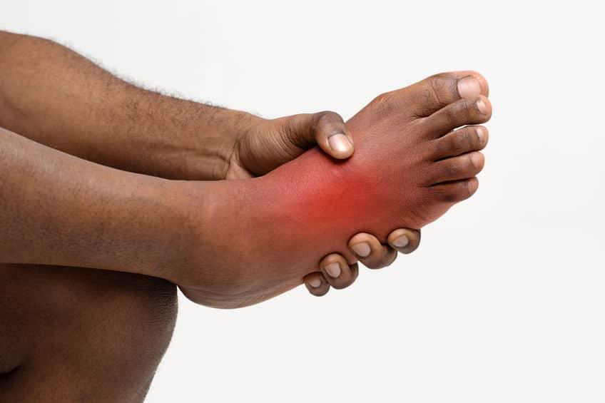 foot hurt