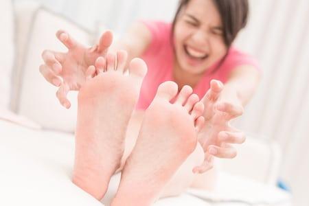 burning feet